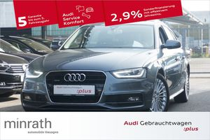 AUDI A4 Avant Attraction 3,0 TDI quattro S tronic